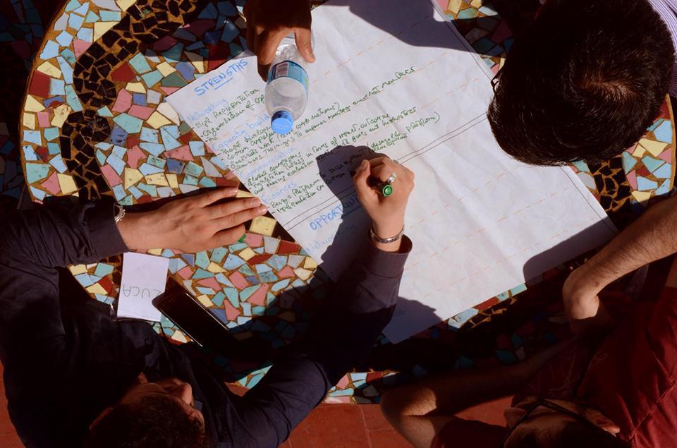 Seminario: Planificación y recaudación de fondos