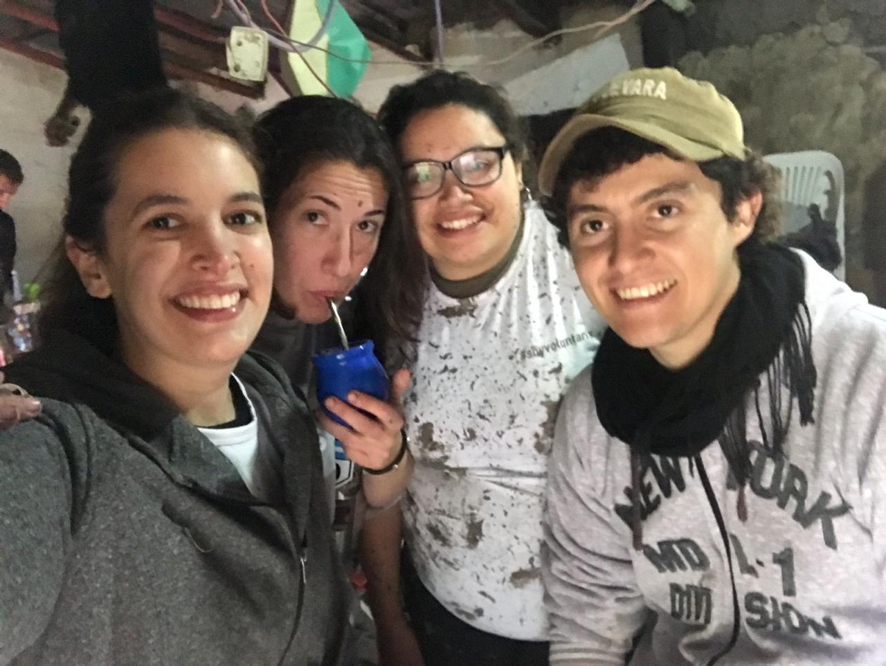 Viaje de voluntariado a SANTA FE junto a la Campaña #IVS4ClimateJustice